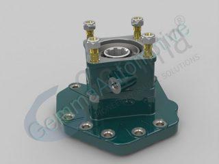 Коробка відбору потужності MERCEDES ACTROS (G 155)