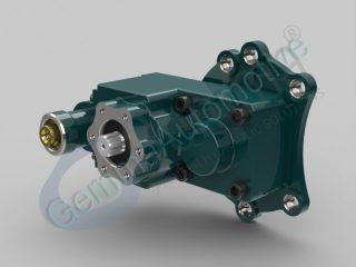 Коробка відбору потужності MERCEDES ATEGO-G 60, 85