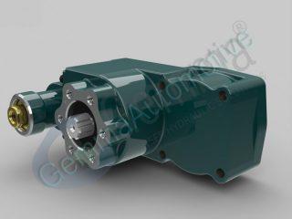 Коробка відбору потужності EATON-HEMA 475 заднє кріплення