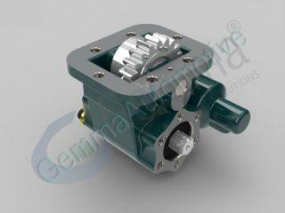 Коробка відбору потужності EATON-HEMA  570 кріплення зліва