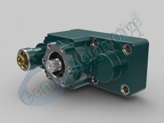 Коробка відбору потужності IVECO 2865