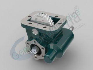 Коробка відбору потужності  ZF Ecolite S 5.42 (4.72) MB 800
