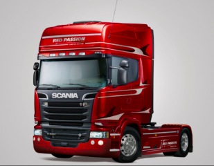 HYDRAULIC SET FOR SCANIA