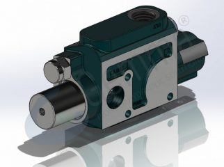 BIDIRECTIONAL CONTROL VALVE (CLOSE LOOP)