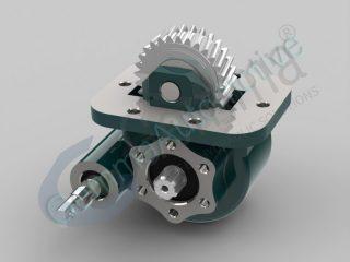 Коробка відбору потужності ISUZU MYY5T (Moy cr) Механічна