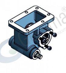 Коробка відбору потужності MITSUBISHI MO 38 S 5 Механічна