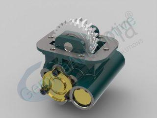 Коробка відбору потужності TURNER T5A - 3017