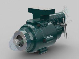 10 Piston Pump Mechanic Type – 100 cc