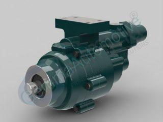 10 Piston Pump Pneumatic Type – 100 cc