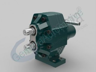 Mechanical Gear Pump With Shaft Mounting 109 cc