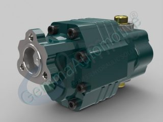 Mechanical Gear Pump With Shaft Mounting 82 cc
